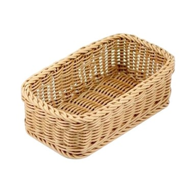 Iconchef Hand Woven Bread Basket 24x14cm Bunnings Warehouse